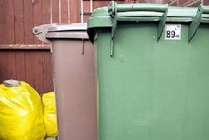 A pilot for a revised bincollections service has been delayed