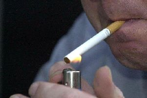 Knowsley's rate for quitting smoking is above the national average