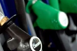 Fuel prices in the north west have risen dramatically, with diesel up more than 7p a litre in the last year