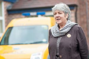 Merseyside Police and Crime Commissioner Jane Kennedy