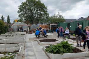 Cabbage Hall Allotments