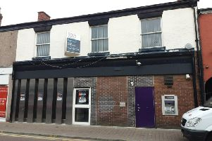 Former NatWest branch, Earlestown, Newton-le-Willows