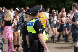 Police will be highly visible at Parklife