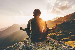 Meditation is great for both mind and body