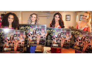 Little Mix's Get Weird tour has been named the highest selling of 2016.