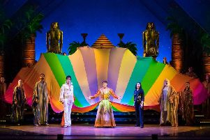 Joseph is at the Sunderland Empire this week.