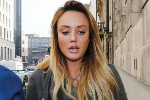 Charlotte Crosby has announced she's quitting Geordie Shore.