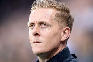 Middlesbrough boss Garry Monk.