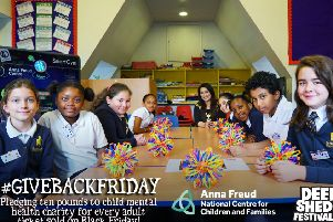 Will you support #GiveBackFriday?