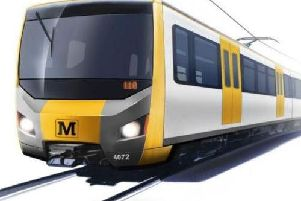 Artist's impression of how the new Metro may look