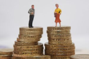 Gender pay gap data has been revealed today.
