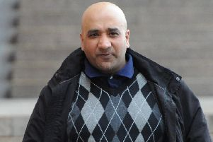 Hargit Bariana, who owned a pizza takeaway in Sunderland, is facing eight slavery charges.