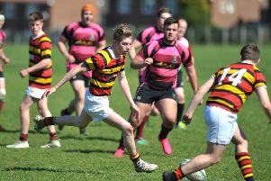 Sunderland in action against Whitby on Saturday.
