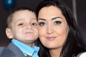 Gemma Lowery believes the treatment helped to extend the life of her son Bradley.