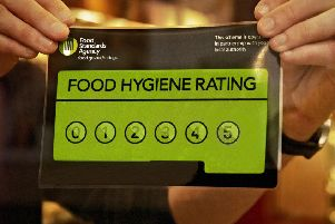 All businesses which handle food are given a food hygiene rating by the Food Standards Agency.