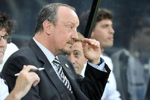 Rafa Benitez wants more signings before the transfer window closes.