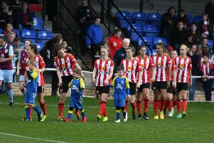 Sunderland Ladies are returning to the Academy of Light and Hetton Centre