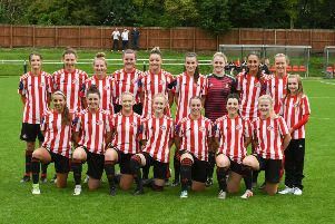 Sunderland Ladies made it three wins on the spin