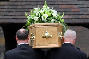 The average cost of a funeral has risen by 6% in the last five years, the survey found.