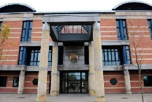 The case is taking place at Teesside Crown Court.