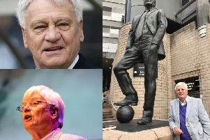 The legacy of Sir Bobby Robson is the focus of the latest project by playwright Tom Kelly