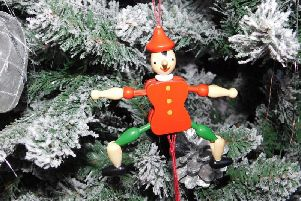 Does the Christmas Elf come into your house?