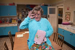 All Round to Mrs Browns will record its third series soon.