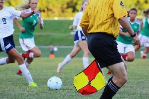 Men and women should be allowed to play football together, says a Sunderland University academic