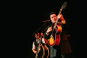 Tickets to Johnny Cash Roadshow are among the prizes