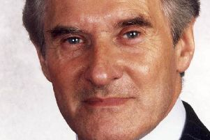 Former Labour chief whip Derek Foster has died in hospital, aged 81.