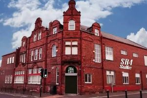 The Gin Empire and SR4 function suite at the former Pallion Workingmen's Club