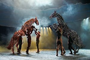 War Horse is in Sunderland for a three-week run