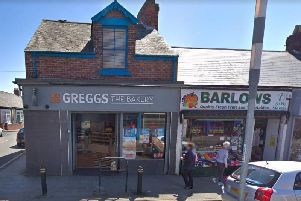 Greggs in Sea Road today. Picture c/o Google Images