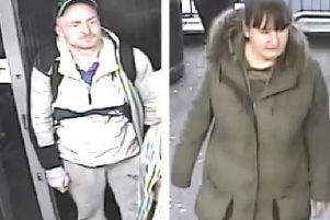 The image released by Seaham and Easington Police following an alleged incident at the Tesco store in Seaham on January 26.