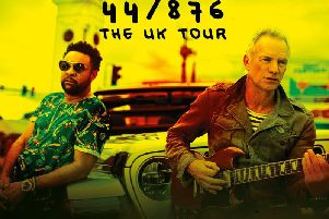 Shaggy and Sting are bringing their 44/876 Tour to Newcastle.