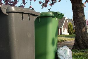 Bins are collected every other week in Sunderland at present.