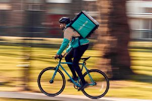 Deliveroo is recruiting riders in Sunderland ahead of a launch later this month.
