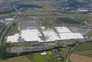 The Nissan plant in Sunderland, which employs around 6,000 people, plus thousands more in the supply chain.
