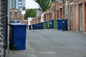 Waste collections could return to once a week if the Government presses ahead with plans.