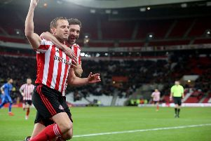 Jack Ross on Lee Cattermole's landmark Sunderland goal and why there could be even more to come
