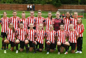 Sunderland Ladies suffered defeat at AFC Fylde