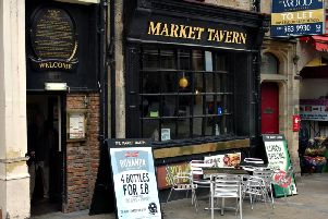 The Market Tavern, in Durham City.