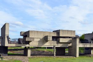Apollo Pavilion in Peterlee is 50 this year.