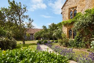 Bailiffscourt Hotel is built in the medieval style.
