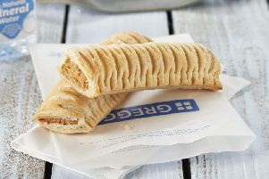 Greggs vegan sausage roll has helped spur a spike in footfall and boost sales to more than 1billion for the first time.