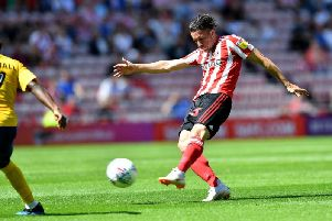 Bryan Oviedo could return to the Sunderland side on Saturday afternoon