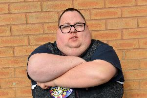Disabled Jamie Lee Jones was turned away from Vibe club in Peterlee on his birthday night out.