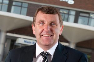 Chief executive of South Tyneside and Sunderland NHS Foundation Trust.