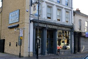 Vesta Tilley's in High Street West, Sunderland.