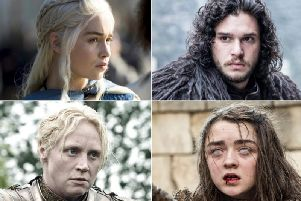 Game Of Thrones returns for its eighth and final season on Sky Atlantic on Monday.